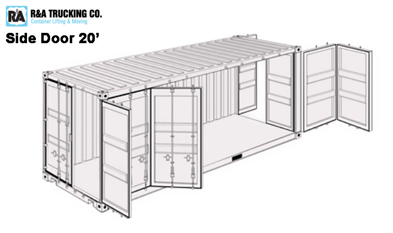 RA-Container-20ft-side-door