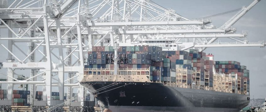California Ports Facing Record Container Ship Backlog as Supply Chain Issues Worsen